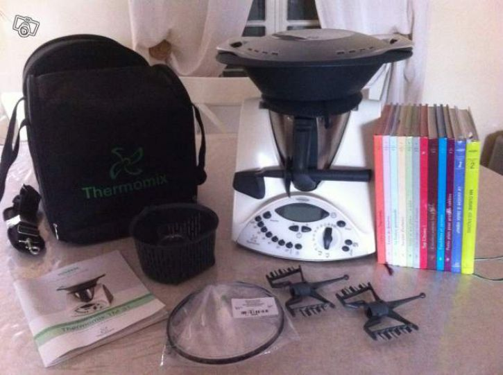 thermomix tm 31 nouvelle g n ration achat vente electrom nager centre du qu bec le grand. Black Bedroom Furniture Sets. Home Design Ideas