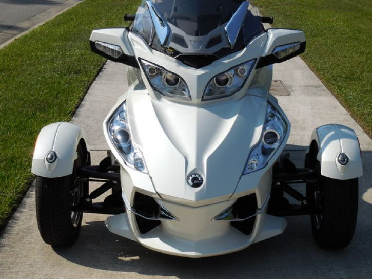 Can Am Spyder 1000-1