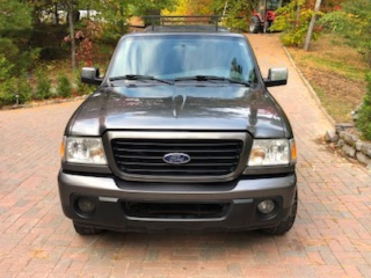 Ford ranger 2x4 2008 excellente condition-1