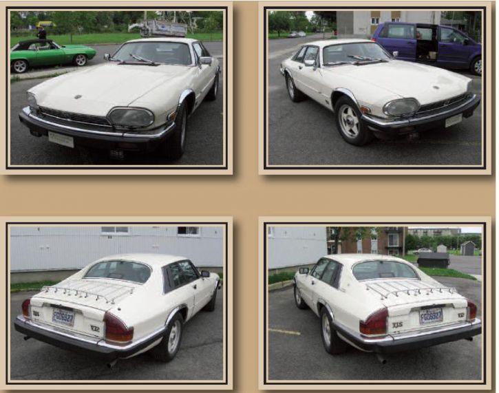 jaguar xjs v12 vendre parfaite cdonditions achat vente voitures centre du qu bec le. Black Bedroom Furniture Sets. Home Design Ideas