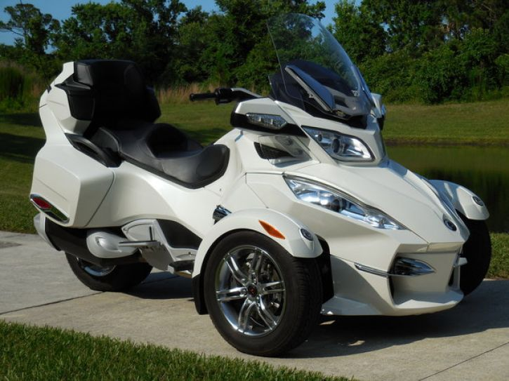 Can Am Spyder 1000