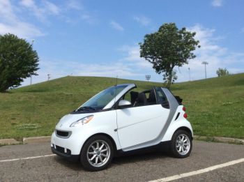 SMART FORTWO CABRIOLET PASSION 2010-thumb