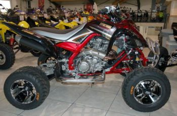 Quad YAMAHA RAPTOR 700 full options 2009-thumb