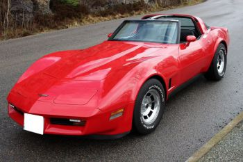 Chevrolet Corvette L-81, 1981-thumb