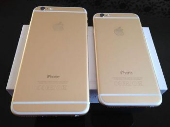 Apple iPhone 6 16GB (Unlocked) Gold-thumb