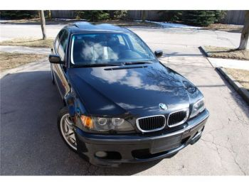 BMW 3 Series 330i M Pack 2004 - RICHMOND HILL-thumb