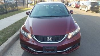 Honda Civic LX 2013-thumb