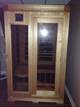 Sauna Sec A VENDRE SUPER DEAL-thumb
